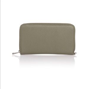 Thirty One All About The Benjamin's Wallet Olive